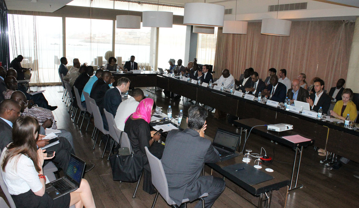 Meeting of the Technical Secretariat of Coordination for the Sahel Strategies - Dakar 08 July 2015